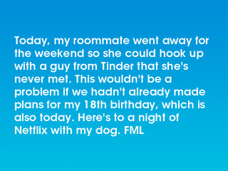 should i hook up with my roommate
